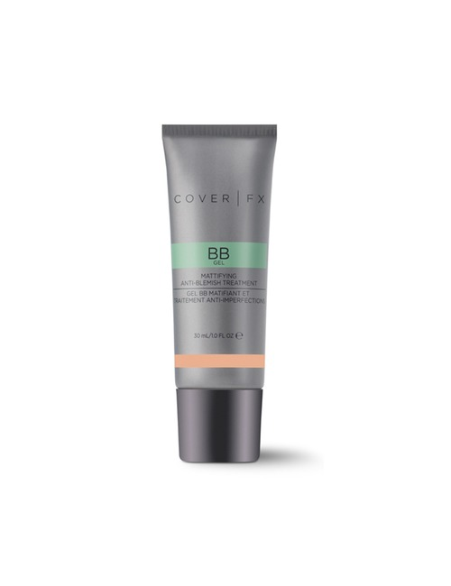 COVER FX Bb Gel Mattifying Anti Blemish Treatment N Light