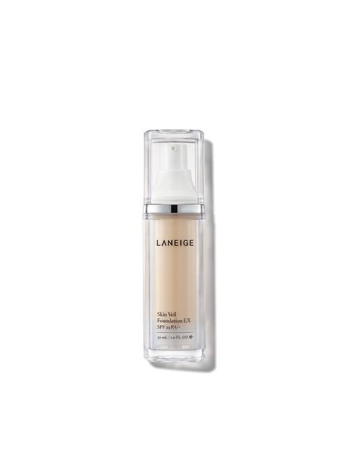 Laneige Skin Veil Foundation Ex  No.21N (Natural Beige)