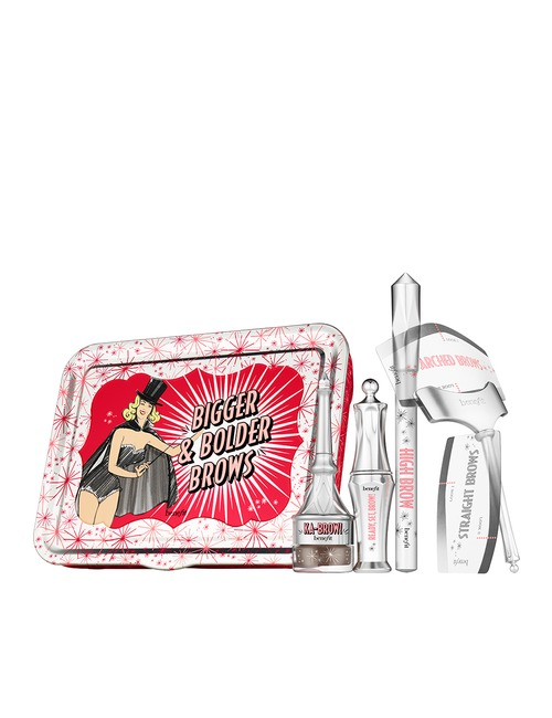Benefit Cosmetics Bigger & Bolder Brows Kit Medium