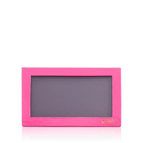 Closeup   hot pink large palette
