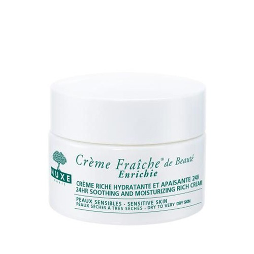 Closeup   creme fraiche de beaute enrichie soothing and moisturizing rich cream from dry to very dry ski
