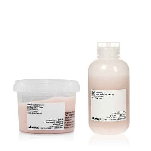 Davines Mini Love Shampoo & Conditioner