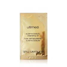 Ultime8 Sublime Beauty Cleansing Oil 4ml