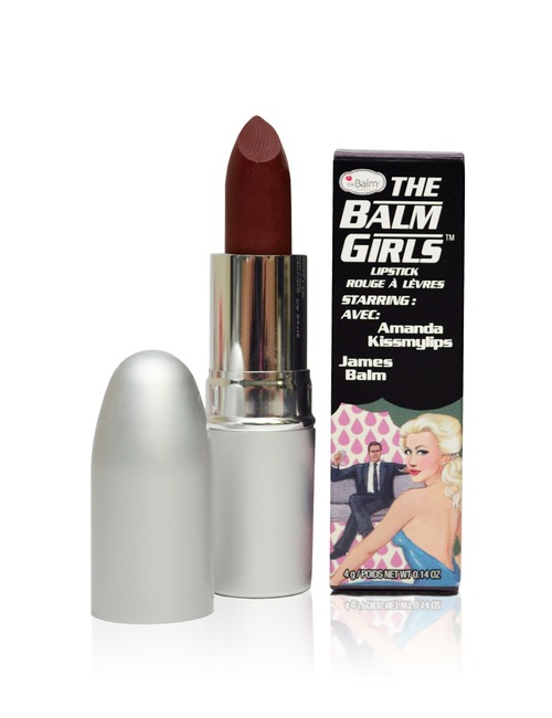 TheBalm The Balm Girls Lipstick   Amanda Kissmylip