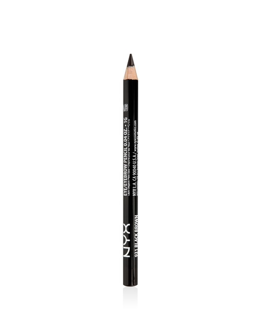 NYX Slim Eye Pencil Black Brown
