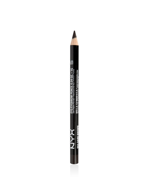 NYX Slim Eye Pencil Dark Brown