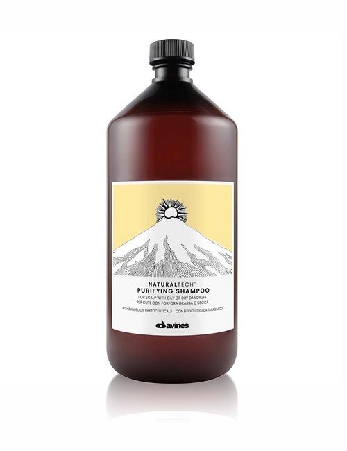 Closeup   natural tech purifyinh shampoo1000ml