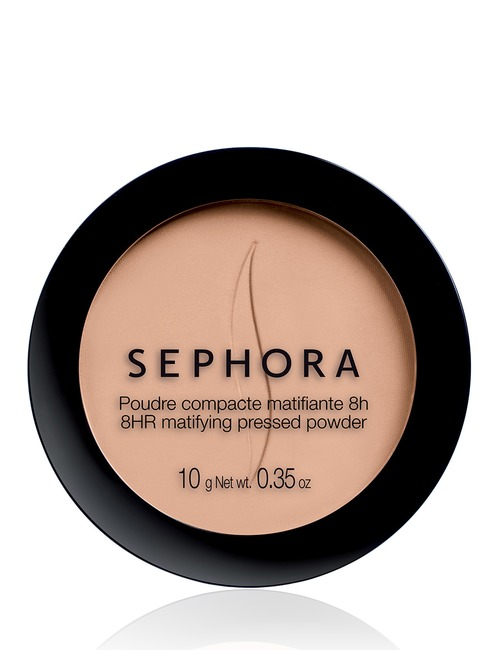 Sephora Collection 8hr Mattifying Compact Powder 15 LIGHT