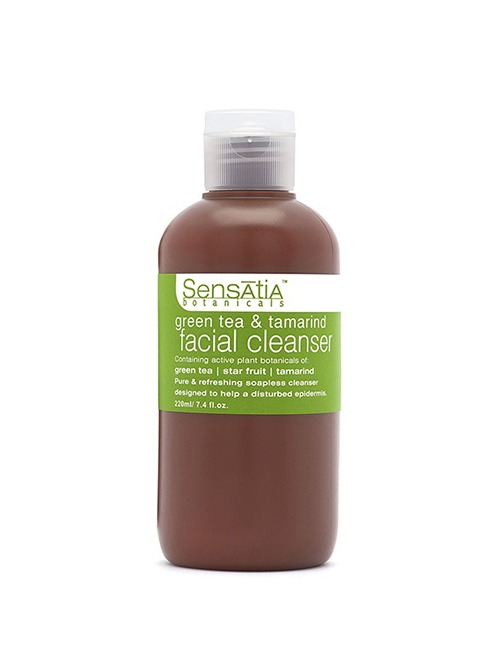 Sensatia Botanicals Facial Cleanser Green Tea & Tamarind