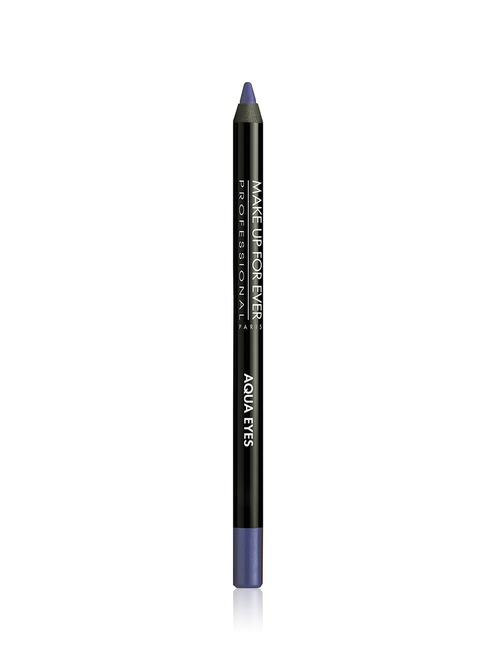 Make Up For Ever Aqua Eyes Waterproof Pencil 3l Iridescent Navy Blue