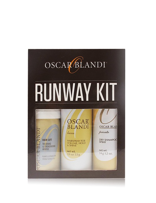 Closeup   runway styling kit