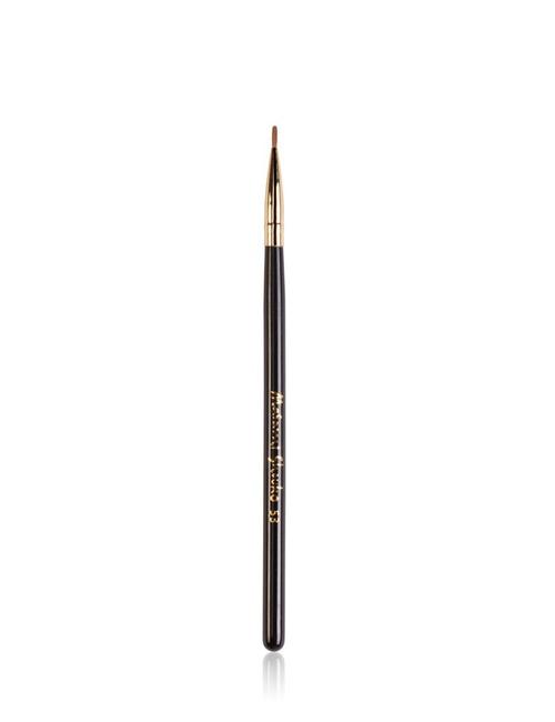 Closeup   53 eyeliner brush gold