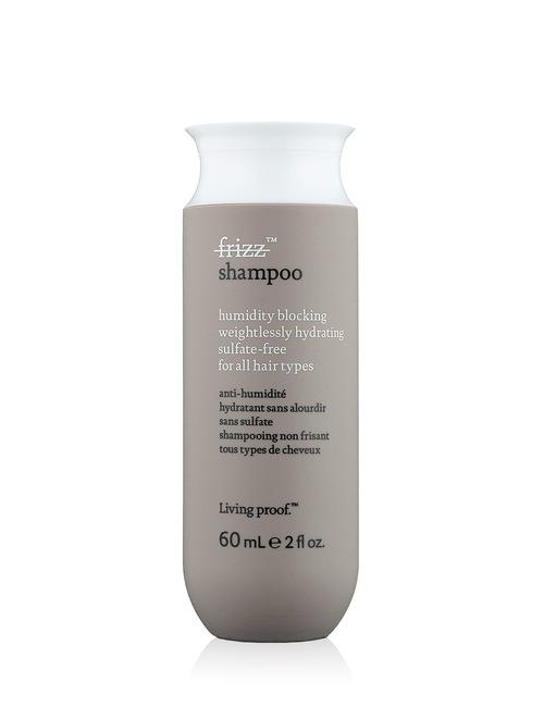 Closeup   no frizz shampoo 2oz