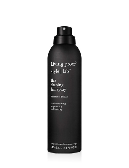 Closeup   flex shaping spray 7.5oz