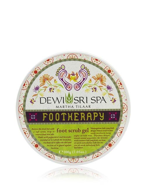 Dewi Sri Spa Foot Therapy   Foot Scrub Gel