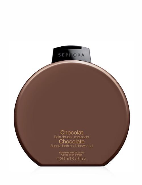 Sephora Collection Bubble Bath Shower Gel Chocolate