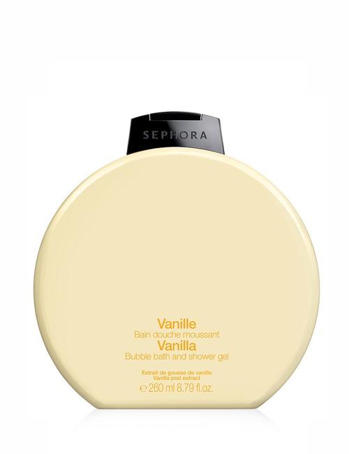 Sephora Collection Bubble Bath Shower Gel Vanilla