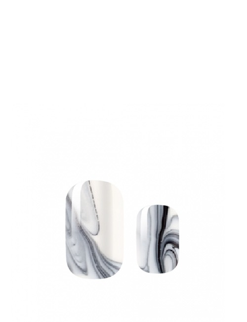 Itsy Nail White Marble