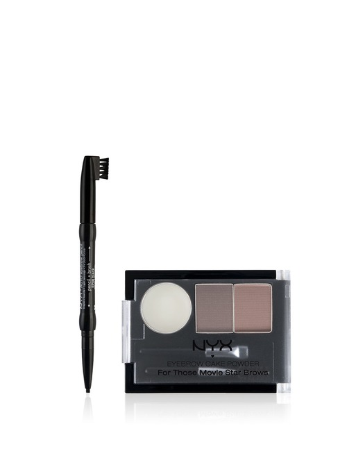 NYX Eyebrow Duo