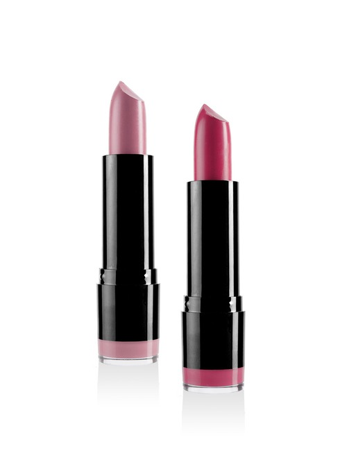 NYX Fire & Tea Rose Round Lipstick